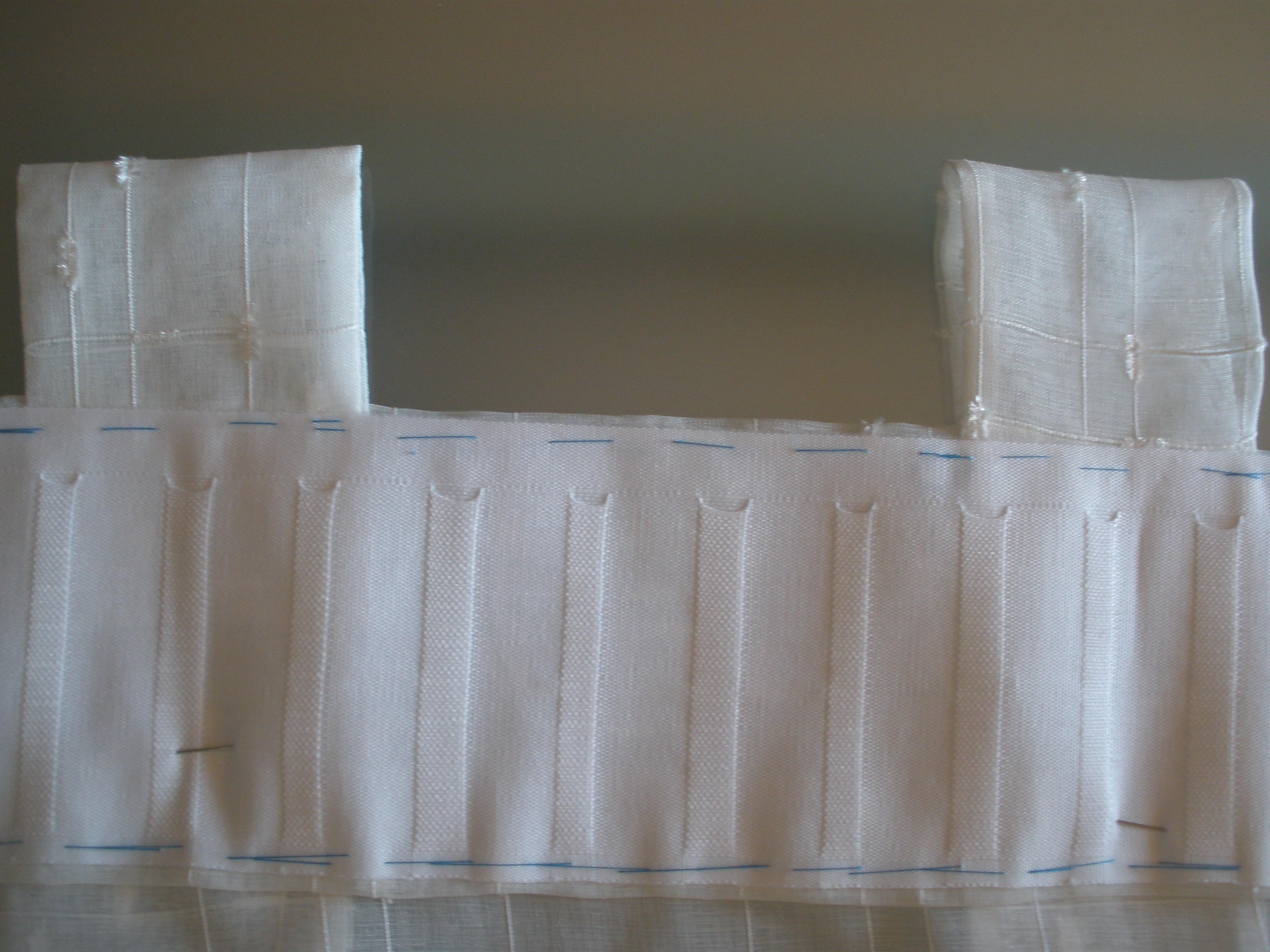 Como hacer una cortina imagui - Cortinas con trabillas ...